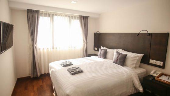 Scion Suite Room